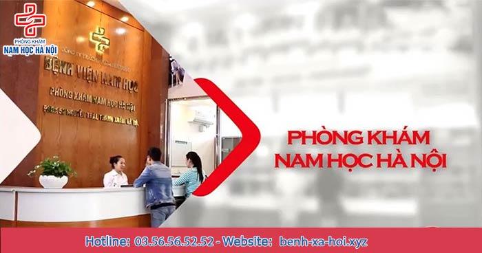 Địa chỉ khám chữa bệnh uy tín ở Hà Nội.