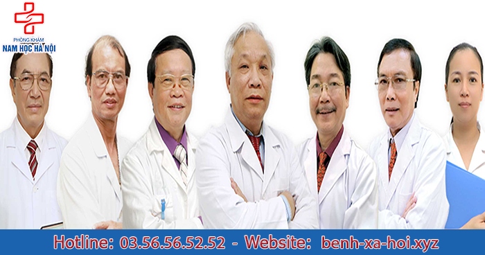Đôi ngũ bác sỹ với học vị cao và nhiều năm kinh nghiệm trong ngành